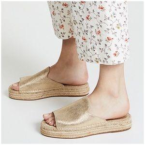 Splendid Franci Espadrille Slide Sandals